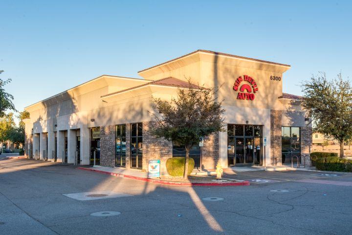 GB Auto Service has acquired 32 stores in three states from Sun Devil Auto Service. -