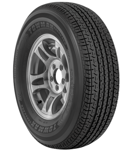 The new tire comes with a consumer warranty protection plan, which includes a nationwide warranty for workmanship and materials. -