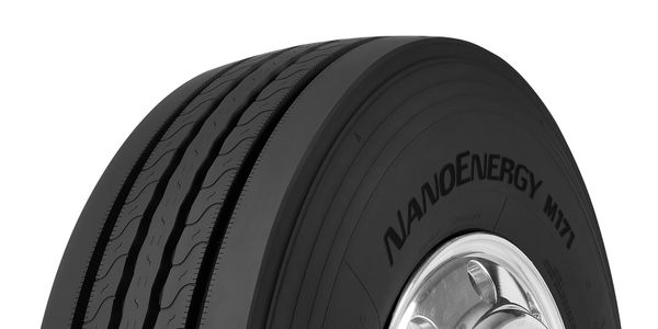 """The M171 super-regional all-position tire complements the (Toyo) M671 super-regional drive..."