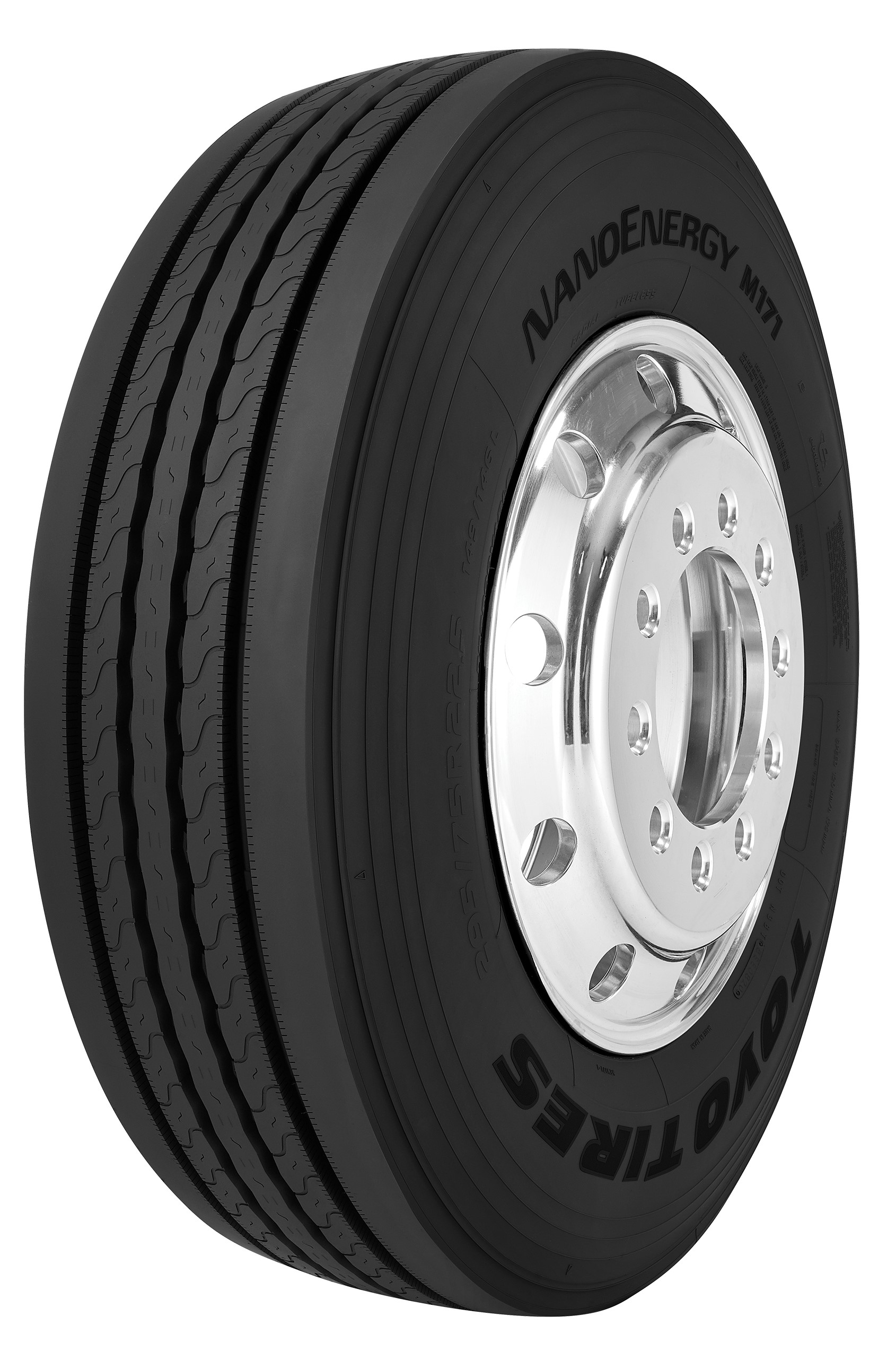 Toyo Adds Super-Regional All-Position Truck Tire