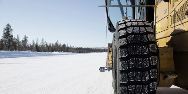 Trelleborg says the EMR 1025 offers the comfort, robustness and high performance of the EMR...