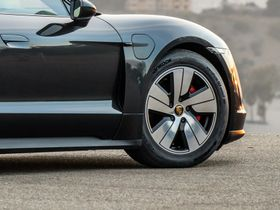 Hankook Develops Tire for All-Electric Porsche Sports Car