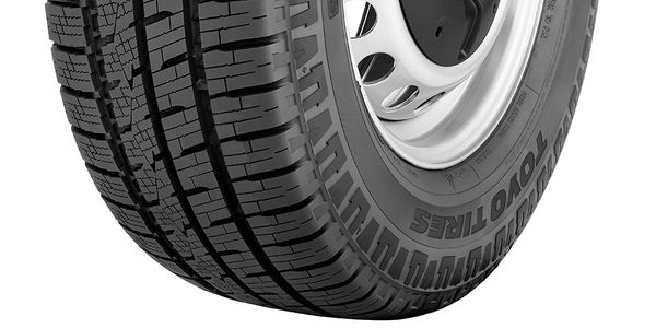 The Celsius Cargo tire is made for commercial delivery vans and light truck applications....