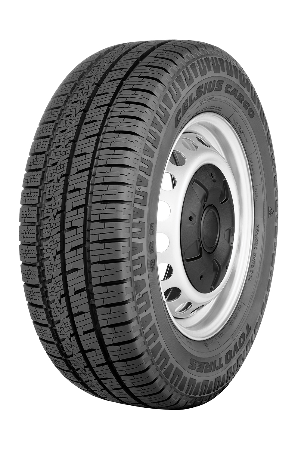 Toyo Brings Celsius Tire to Commercial Delivery Vehicles