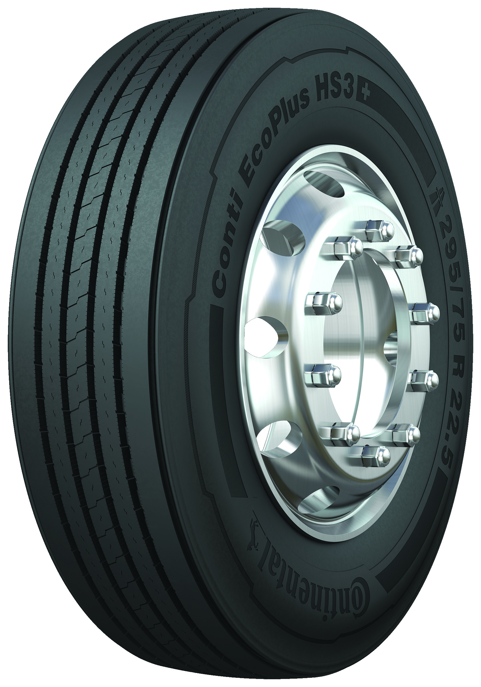 Conti EcoPlus HS3+ Truck Tire Extends Mileage