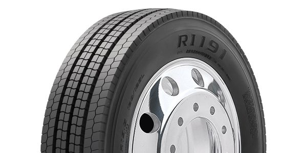 The RI191 is Falken's first tire specifically designed for high scrub delivery trucks. It's...