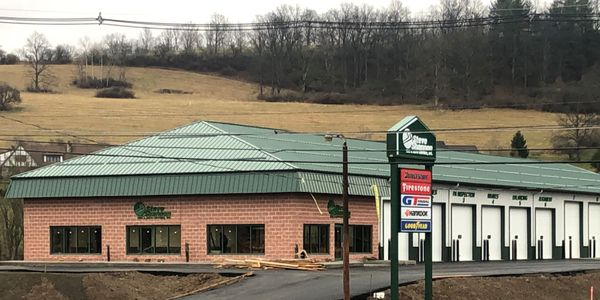 Steve Shannon Tire opened this new store in Mansfield, Pa., in April and acquired another tire...