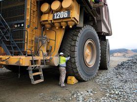 MasterCore: Bridgestone's New Brand for Mining Tires