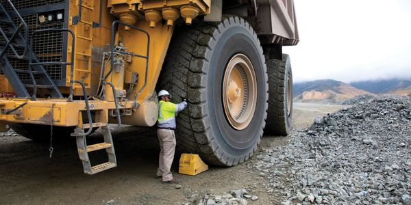 Bridgestone is bringing a new brand of mining tires to market in 2021.
