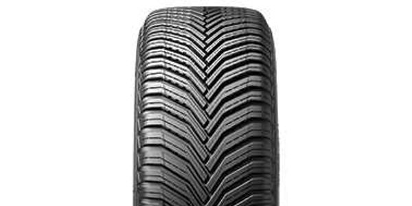 The Michelin CrossClimate2 comes in 25 sizes, for passenger fitments on 16-inch to 20-inch wheels.