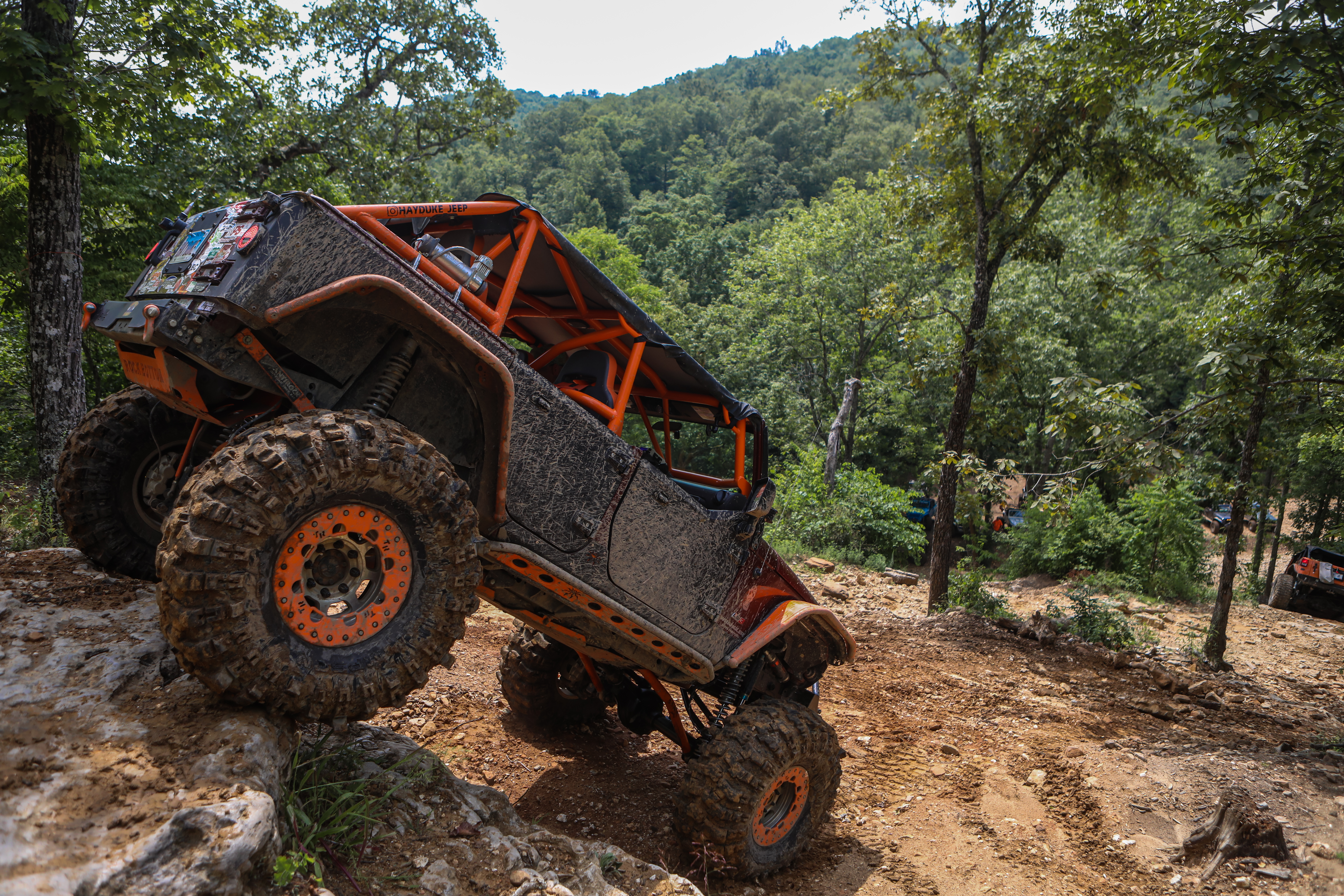 Mickey Thompson Supports the Great American Crawl