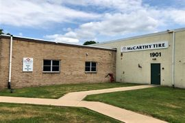 McCarthy Tire Service Moves Industrial Tire Operations