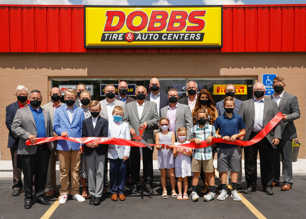 Dobbs Opens 41st Store and Begins Work on No. 42