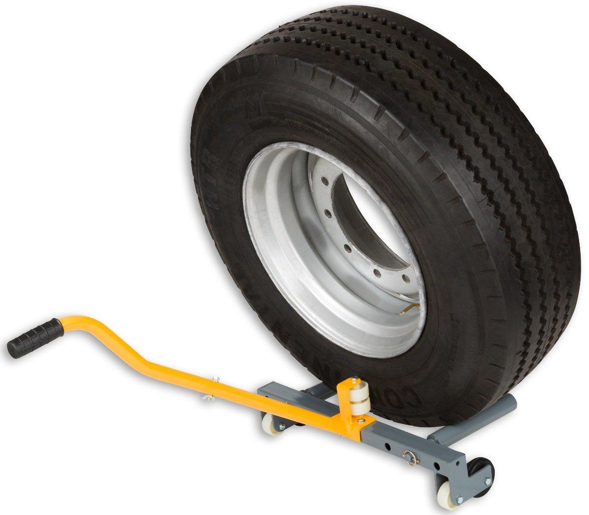 Winntec Truck Wheel Dolly Offers Safe Handling