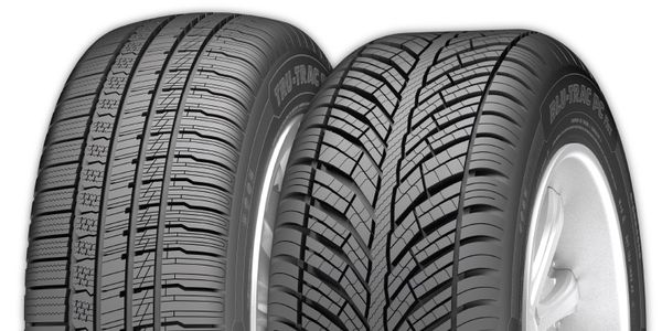 The Armstrong Blu-Trac PC Flex and Tru-Trac SU Flex tires come with a 50,000 mile warranty.