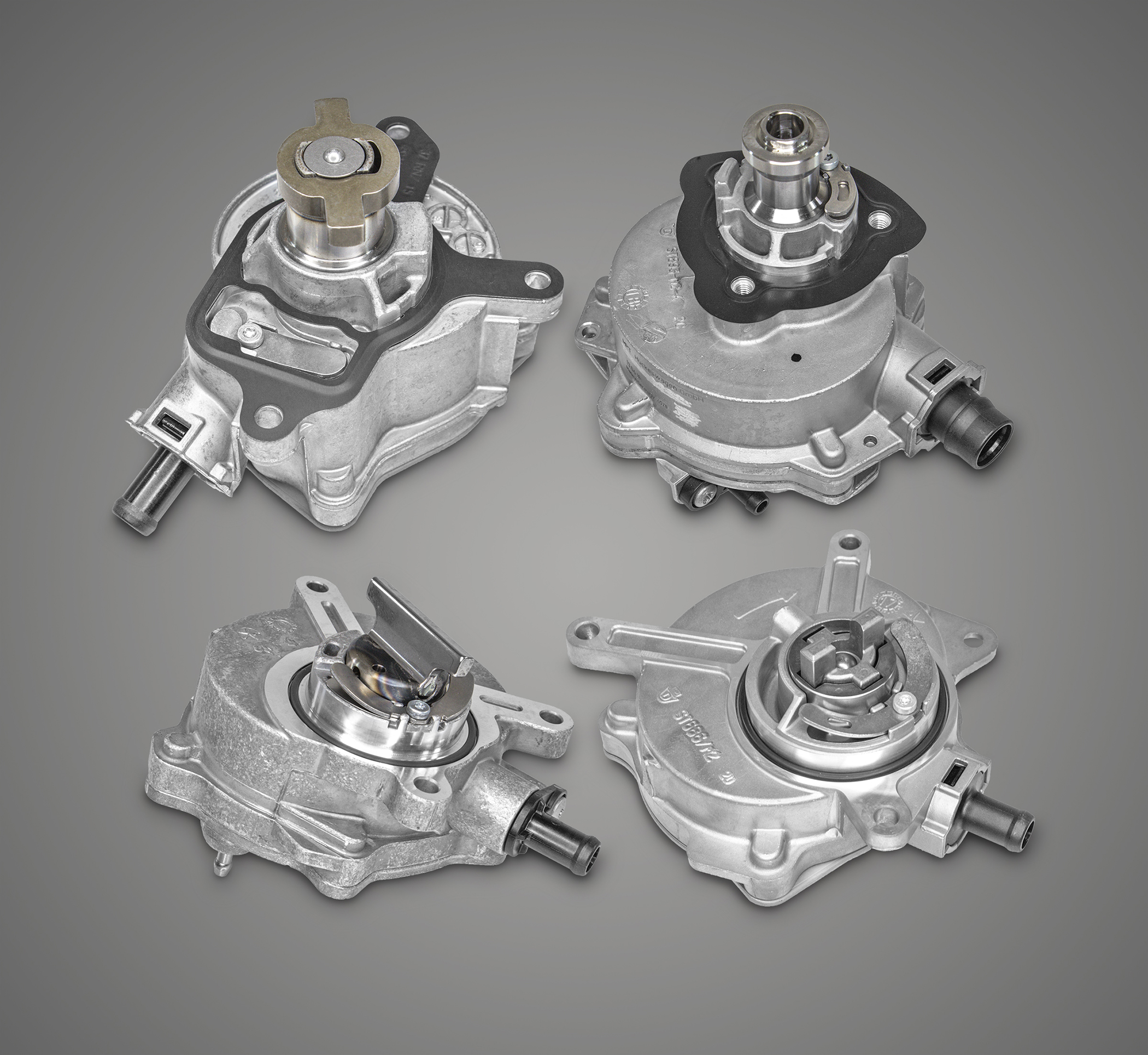 Rein Brake Vacuum Pumps Solve Performance and Safety Iissues