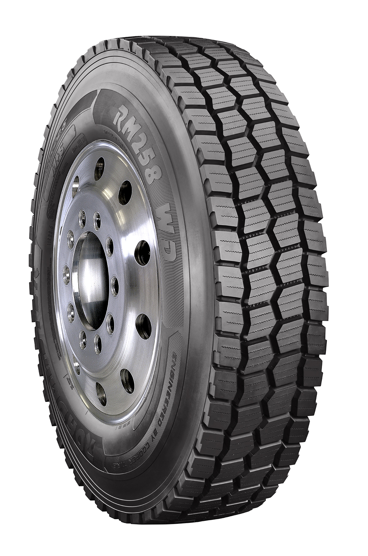 Roadmaster RM258 WD Provides Winter Traction