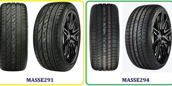 Nama says its run-flat tires are made from a compound that provides reinforced sidewalls.