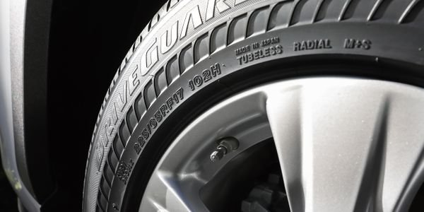The DriveGuard tire is designed to provide a quiet, comfortable ride, along with the reassurance...
