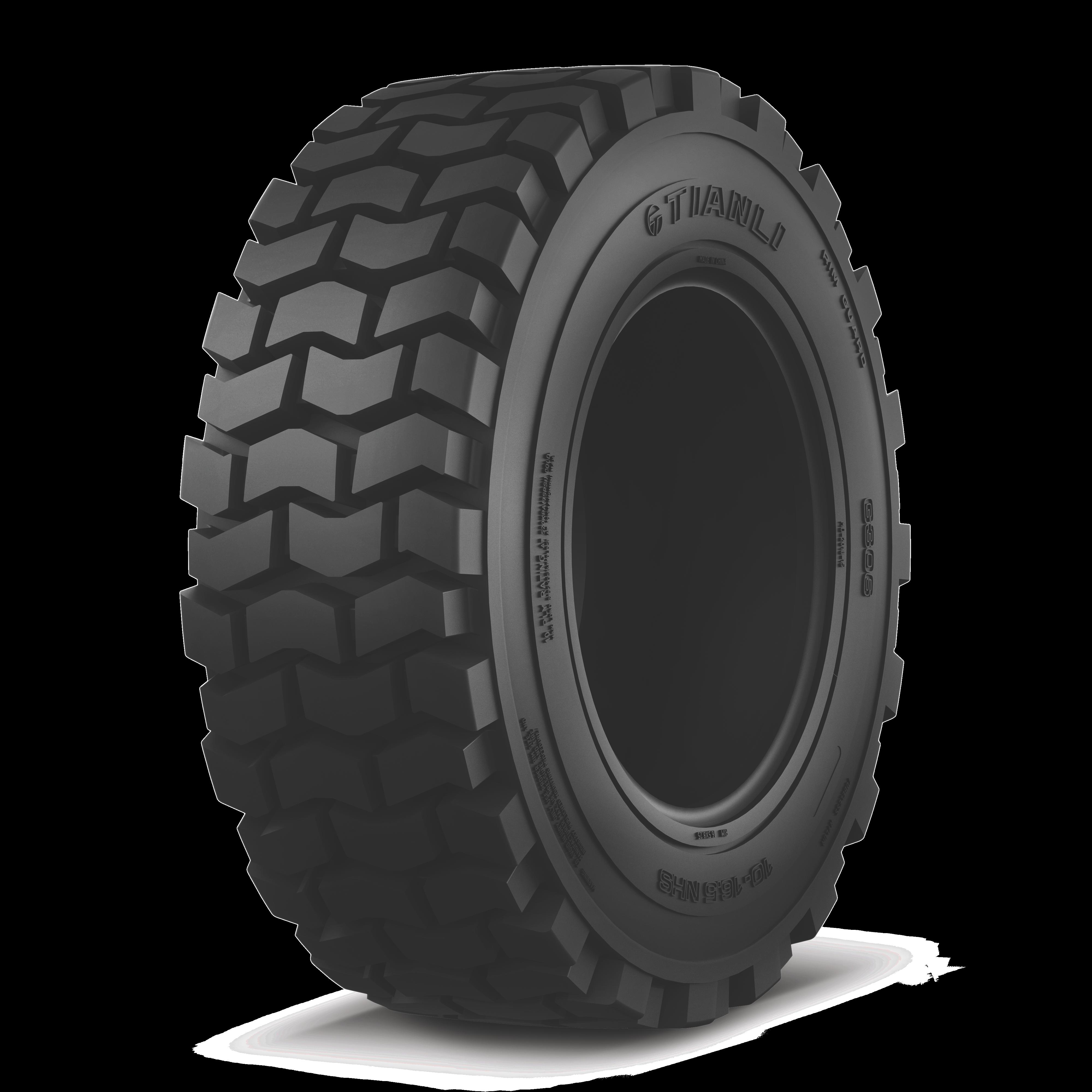 Tianli OTR Tires Target Many Applications