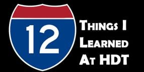 Commentary: 12 Things I Learned in 20 Years with HDT