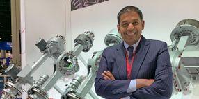Q&A: Meritor's Villavarayan on Electrification, Air Disc Brakes