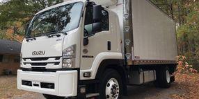 Test Drive: Driving the FTR, Isuzu's Biggest Truck