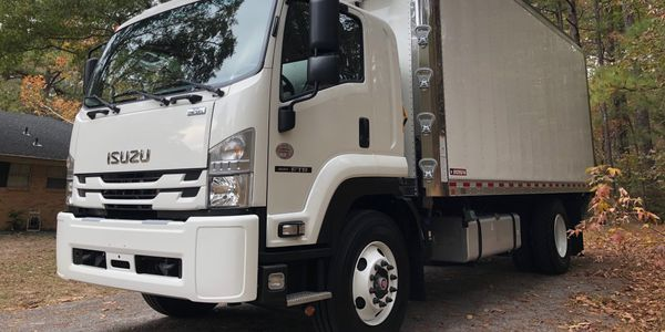 The Isuzu FTR holds true to the company's vehicle design philosophy with an emphasis on safety,...