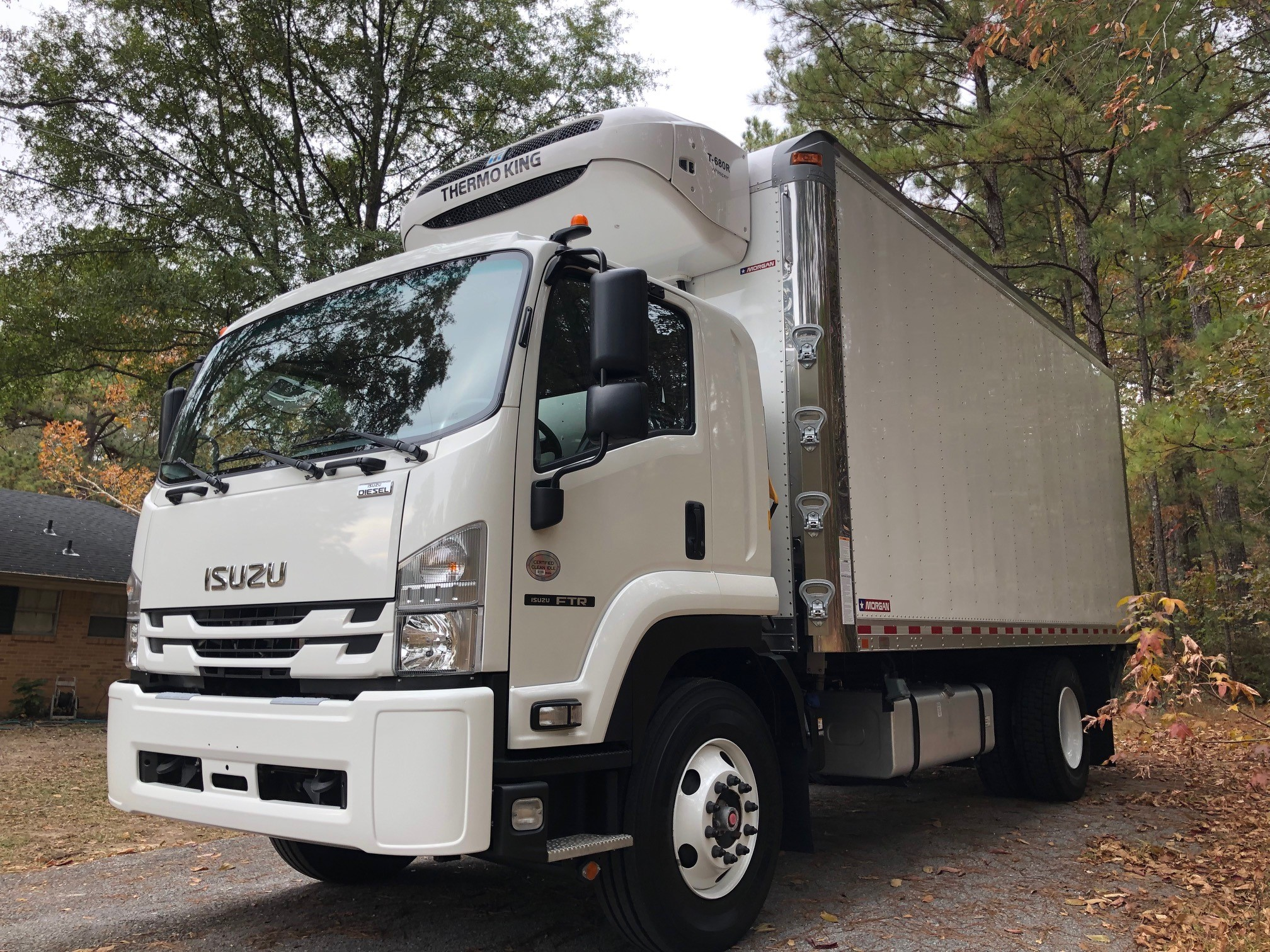 Test Drive: Driving the FTR, Isuzu's Biggest Truck