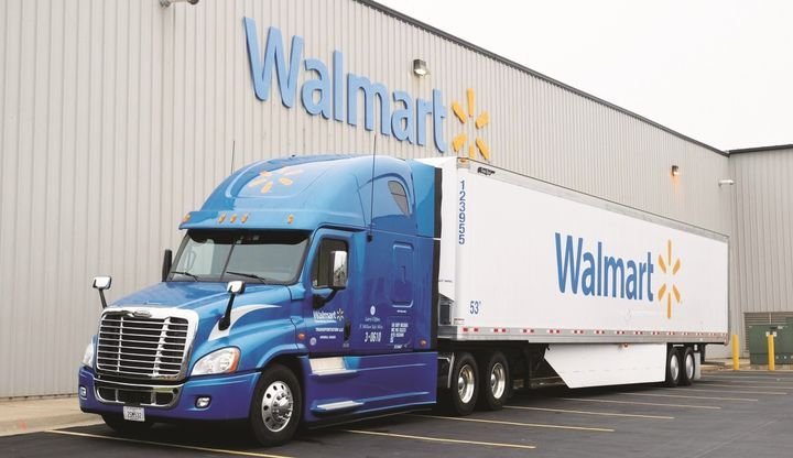 Walmart has seen an 11% improvement in fuel efficiency since 2015. -