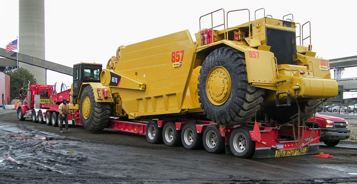 Questions to Consider When Spec'ing a Heavy-Haul Trailer