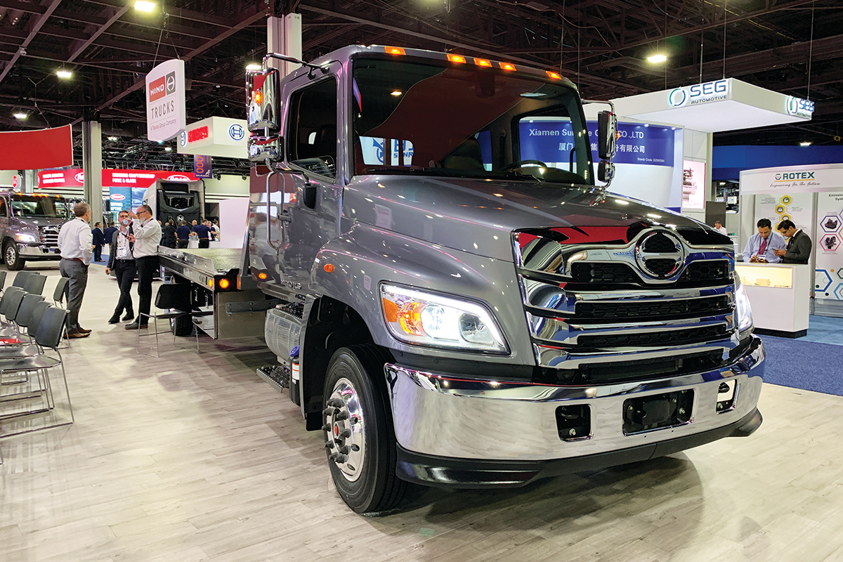 What's Hot in New Trucks
