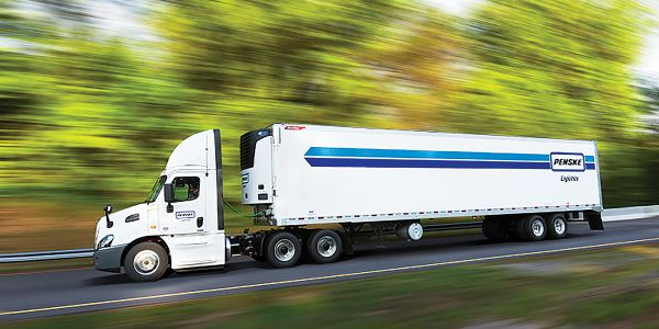 Freight visibility products provide shippers real-time information on load status.