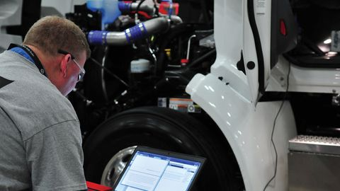 Electronics maintenance will become a priority for fleets as systems become both more common and...