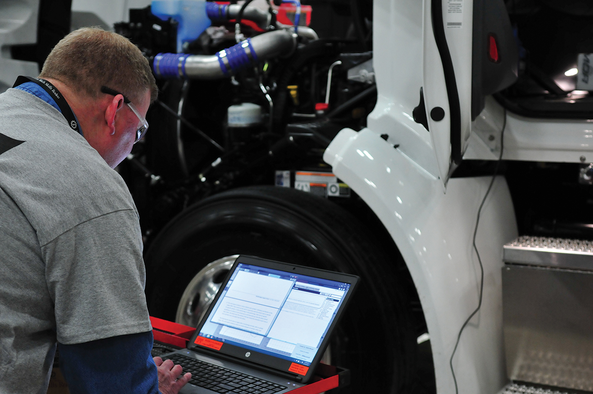 How to Spec and Protect Truck Electronics