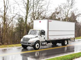 Spec'ing Last-Mile Truck Bodies with Drivers in Mind
