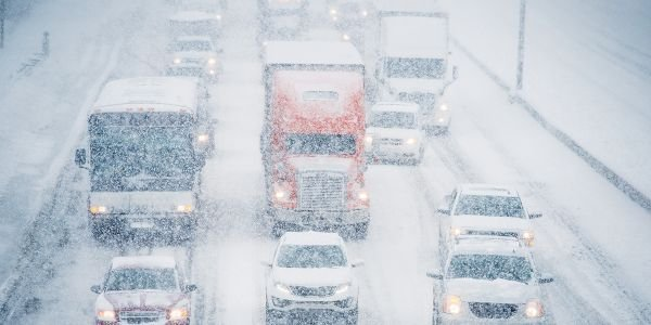 Drivers must add some additional steps to their pre-trip checklist when prepping for winter...