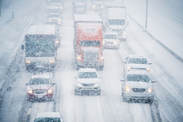 Drivers must add some additional steps to their pre-trip checklist when prepping for winter driving, not only for their safety, but also for the safety of others trudging through these sometimes dangerous driving conditions. - Photo: Gettyimages.com/FatCamera