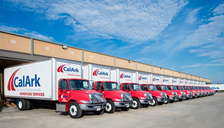 CalArk saw an opportunity to get into warehousing, logistics and last-mile delivery when it bought a new headquarters facility that already had warehouse space.