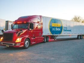 J.B. Hunt Continues Transformation from Trucking Company to Logistics Giant