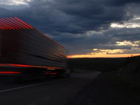 COVID-19 Triggers Economic Storm for Trucking