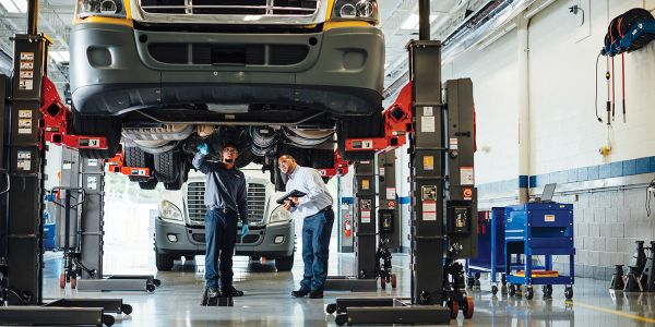 """Leasing takes the highs and the lows out of  costs for fleets — and does it from the front end..."