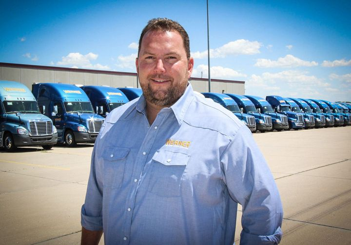 Derek Leathers, president and CEO of Werner Enterprises, says drivers have been emailing him photos of bills of lading because they're proud of the work they're doing delivering needed COVID-19 supplies.