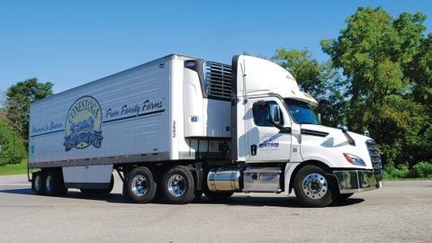 Regional trucks that spend a significant percentage of their time at highway speeds can benefit...
