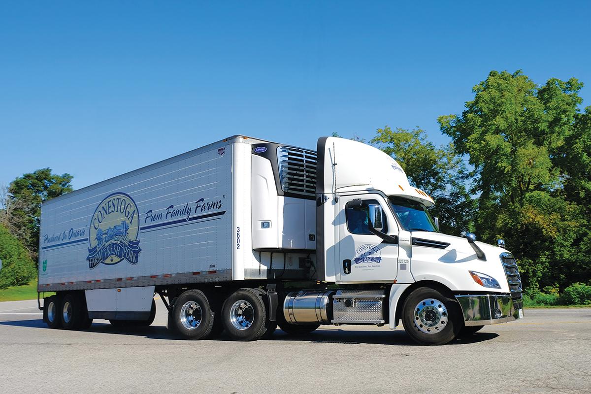 Spec'ing Regional Trucks