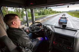 Q&A: AI Expert Talks Autonomous Trucks