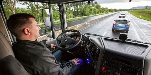 What's the future of autonomous trucks?