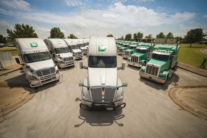 Roadmaster Group trucks, pre-pandemic.