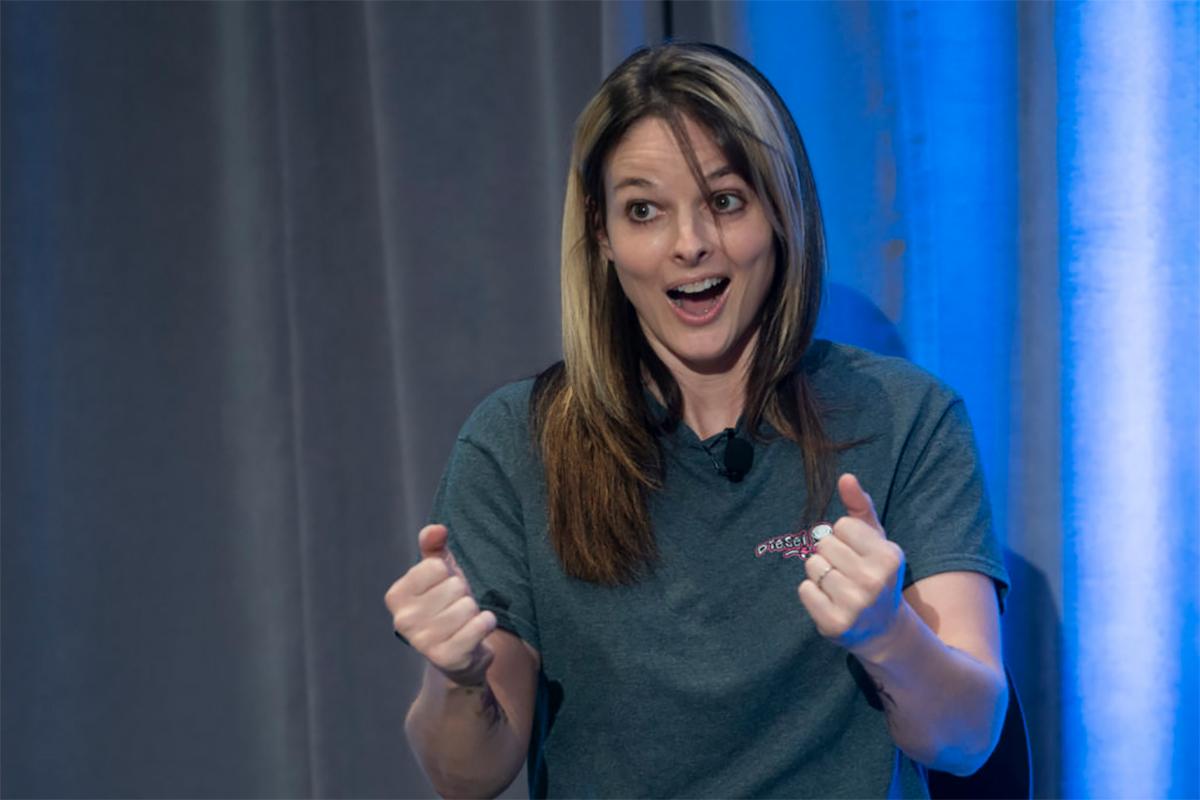 Ice Road Truckers' Lisa Kelly Talks Trucking, Reality TV