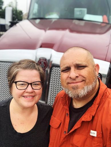 Chanté and Chris Drew survived a bout with COVID-19. They came down with the virus while they were on the road.  - Photo: Courtesy Chris and Chante Drew